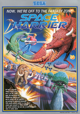 Space Harrier flyer.png