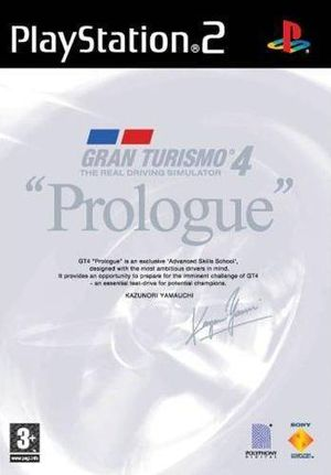 Gran Turismo 4 Prologue cover.jpg